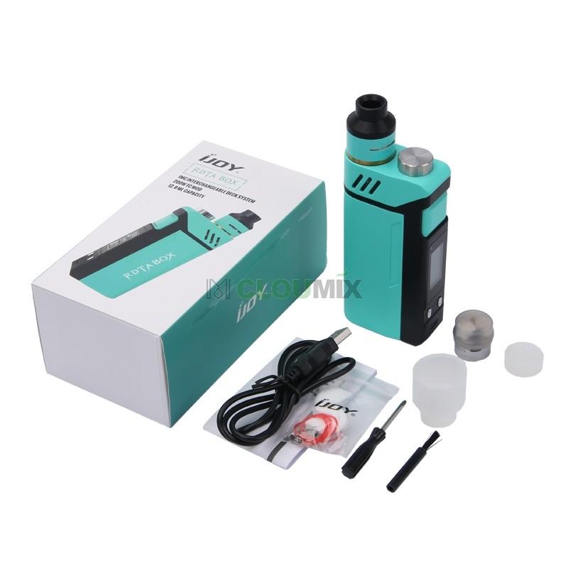 IJOY RDTA BOX 200W Full Kit | VapeNico