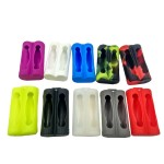 Silicone Case for Dual 18650 Batteries