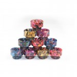 TFV8 810 Epoxy Resin Stabilized Wood Drip Tip