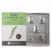 Vaporesso Ceramic EUC Coil 1.3ohm 5/PCS