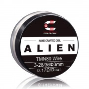 Coilology Handcrafted Alien TMN80 Coil Set 2PC/Box