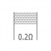 Hellvape Dead Rabbit R Coil Head 0.2ohm 10pcs