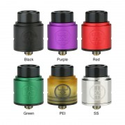 Advken Breath RDA Atomizer 24mm TPD
