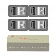 Yocan Trio Pod Cartridge E-juice/oil Pod 4pcs