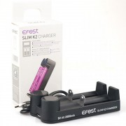 Efest Slim K2 Intelligent LED Battery Charger
