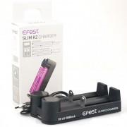 Efest Slim K2 Intelligent LED Battery Charger