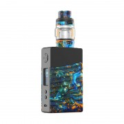 Geekvape NOVA 200W TC Kit with Alpha Tank - Lines Resin