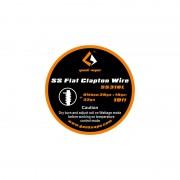 Geekvape SS316 Flat Clapton Wire