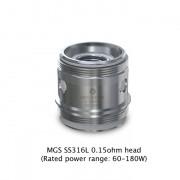 Joyetech MGS SS316L 0.15ohm Coil Head 5PCS