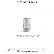Tesla T-X5 coil 0.15ohm 3PCS
