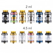 Thunderhead Creations Tauren Honeycomb RTA Rebuildable Tank Atomizer with 2ml/ 4.5ml Juice Capacity