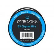 Vandy Vape Clapton SS316L Wire