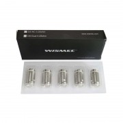 Wismec DS Dual 0.25ohm Head 5PCS