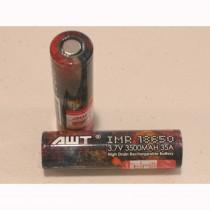 AWT 18650 3500mAh Battery