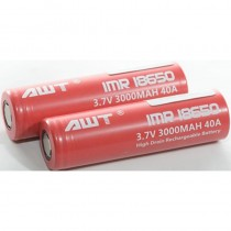 AWT 18650  3000mAh  Battery
