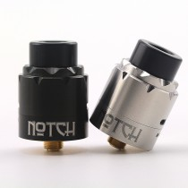 Advken Notch RDA 24mm BF Rebuildable Dripping Atomizer