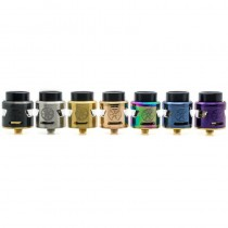 asMODus Bunker Squonk RDA Single Coil 24.5mm Atomizer