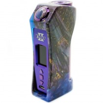 asMODus x Ultroner Thor II DNA 75W Stabilized Wood Box Mod
