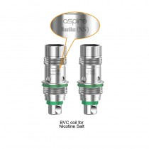Aspire Nautilus AIO Coil 1.8ohm for Nic Salt 5pcs