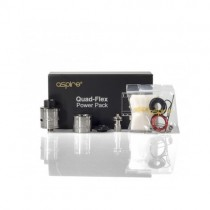Aspire Quad-Flex Power Pack