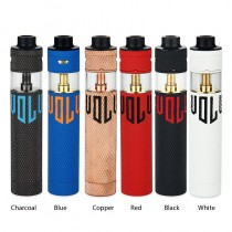 Atom Vapes Revolver Reloaded 2 Mech Mod Kit 4ml