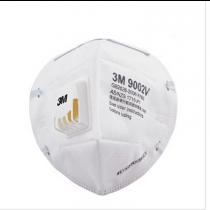 3M 9002V KN90 Particulate Respirator 25pcs