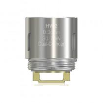 Eleaf HW2 Dual-Cylinder 0.3ohm Head