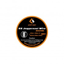 Geekvape SS316 Juggernaut Wire