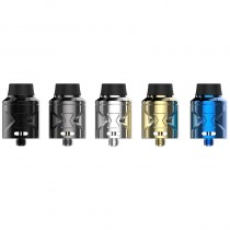 HugsVape Piper RDA Rebuildable Dripping Atomizer 24mm