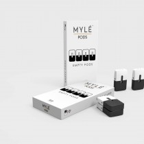 MYLE Empty Pods 4pcs