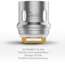OBS Damo M2 Replacement Coil 0.4ohm 5pcs/pack