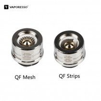 Vaporesso QF Strips Coil 0.15ohm 3/PCS US Version