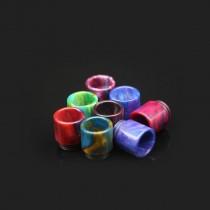 TFV8 810 Thread Epoxy Resin Wide Bore Drip Tip