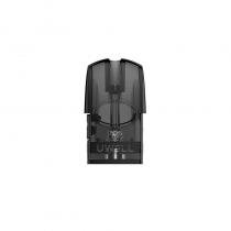 Uwell Yearn Refillable Cartridge 4pcs-Empty Pod