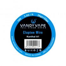 Vandy Vape Clapton Kanthal A1 Wire