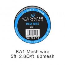 Vandy Vape Mesh Wire KA1 80mesh