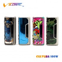 Vzone Cultura 100W TC Box Mod