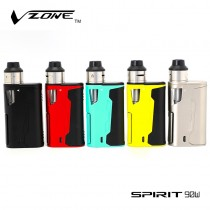 Vzone Spirit 90W AIO Kit with Built-in RDA 5.5ml