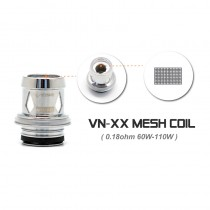 Vzone VN-XX Mesh Coil 0.18ohm 4pcs/pack
