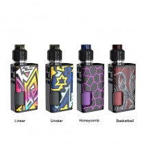 Wismec Luxotic Surface with Kestrel Starter Kit
