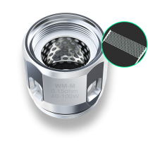 Wismec WM-M Coil Head 0.15ohm 5pcs
