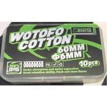 Wotofo Xfiber Cotton for Profile 10pcs/pack