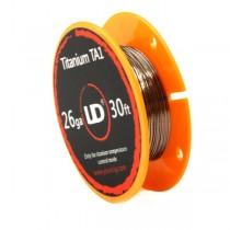 Youde UD Titanium TA1 Wire 26ga
