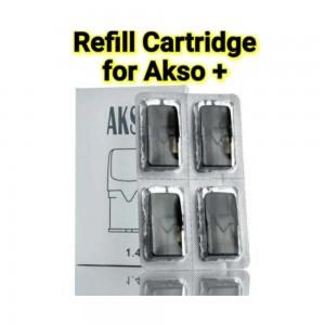 Hcigar AKSO+ Cartridge 4Pcs