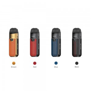 SMOK Nord 50W Pod Kit Leather Version