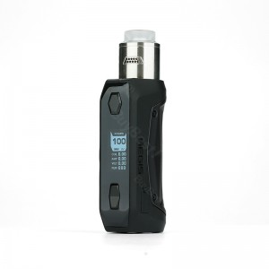 Geekvape Aegis Solo TC Kit with Tengu RDA