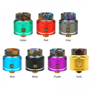 Asmodus C4 LP Single Coil 24mm BF RDA Atomizer