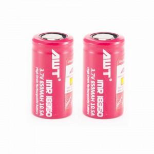 AWT 18350 850mAh 10.5A Vape Battery