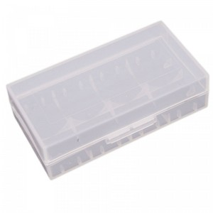 Battery Cover for 2PCS 18650 Batteries