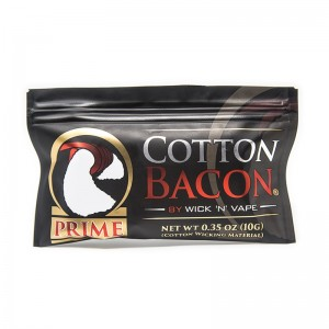 Wick 'N' Vape Cotton Bacon Prime